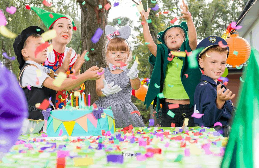What Kids Really Want At Their Birthday Party